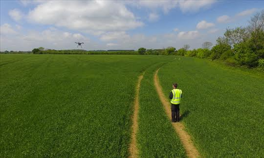 Agrivue Drone